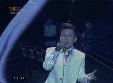 Nhân tố bí ẩn vòng 2014 Liveshow 3: Thái Ngân-When I need you