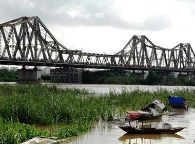 Hà Nội quyết định xây cầu đường sắt cách cầu Long Biên 75m