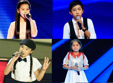 Giọng hát Việt nhí 2014: 4 gương mặt bị loại đáng tiếc nhất
