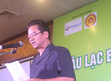 Chủ tịch CLB bóng đá Ngôi sao Việt Nam gửi thư cảm ơn