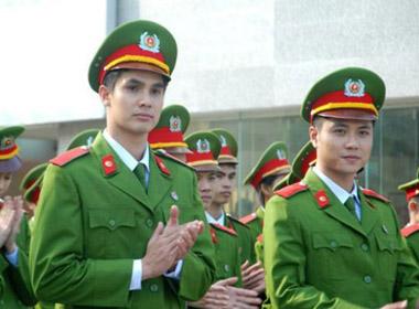 Những hình tượng chiến sĩ công an ấn tượng trên màn ảnh Việt