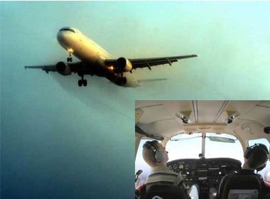 Hoảng hốt với những lần phi công ngủ gật khiến máy bay gặp sự cố