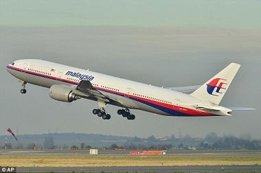Dữ liệu về MH 370 đã bị tin tặc Trung Quốc lấy cắp
