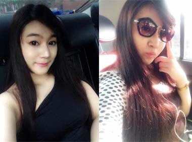 Bắt bài gu chụp ảnh 'tự sướng' của tình cũ Cao Thái Sơn