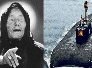 Nhà tiên tri mù Vanga (Kỳ 3): Lời tiên đoán về tàu ngầm Kursk