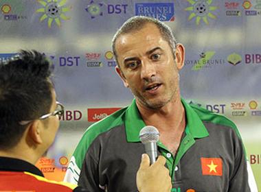 Trọng tài đã nhẹ tay với cầu thủ U19 Thái chơi xấu
