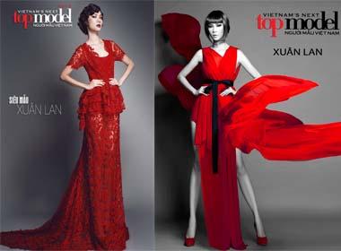 Vietnam's next top model 2014: Cư dân mạng thích thú khi Xuân Lan trở lại
