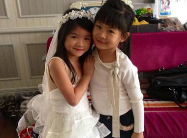 Con gái Trương Ngọc Ánh có phong cách được ví như 'Suri phiên bản Việt'