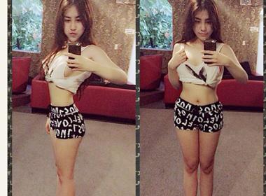 Lucy Trang Nguyễn 6 lần thẩm mỹ và vòng eo như búp bê barbie
