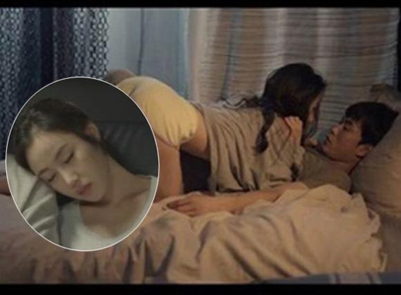 Người đẹp phim 'nóng bỏng' đóng MV gây 'nghẽn mạng' Hàn