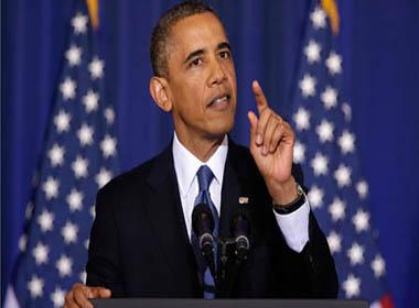 Tổng thống Obama sẽ 'không khoan nhượng' vụ chặt đầu nhà báo