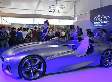 Dàn xe khủng vừa 'khoe' của BMW tại Việt Nam