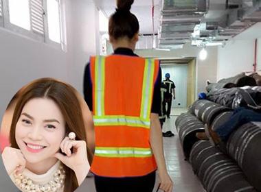 Hồ Ngọc Hà 'đổi nghề'  khiến fan hốt hoảng