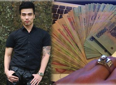 Kenny Sang bị 'ném đá' vì khoe thu nhập mỗi ngày
