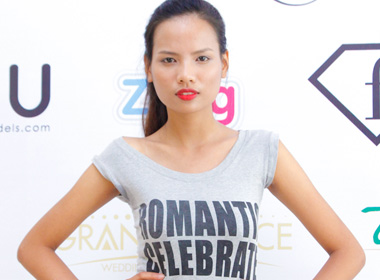 Việt Nam Next Top Model 2014: Hot girl thủ khoa ngoại thương gây sốt