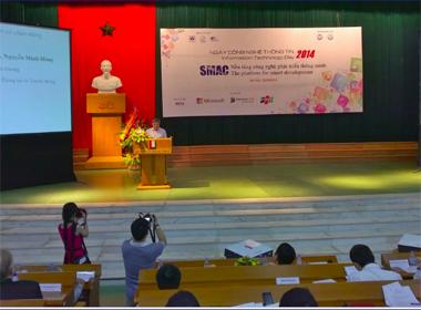 Microsoft đồng hành cùng Việt Nam trong việc phát triển SMAC