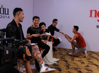 Vietnam's Next Top Model 2014: Muôn vàn tình huống 'dở khóc dở cười' của thí sinh
