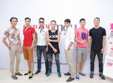 Vietnam's next top model 2014: Phần thi chụp ảnh của thí sinh