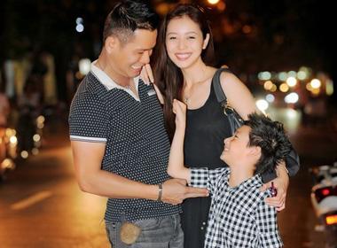 Những cặp sao Việt hạnh phúc mặc chuyện con chung con riêng