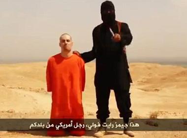 Xuất hiện các nghi phạm trong vụ giết nhà báo Mỹ James Foley
