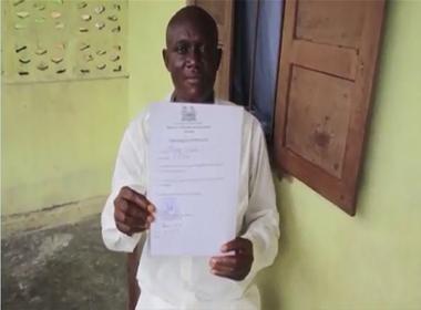 Lời kể của bệnh nhân Tây Phi không cần thuốc vẫn tự khỏi Ebola