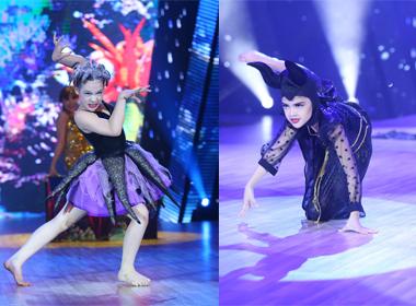 Bước nhảy Hoàn vũ nhí 2014: Liveshow 1 đậm màu cổ tích