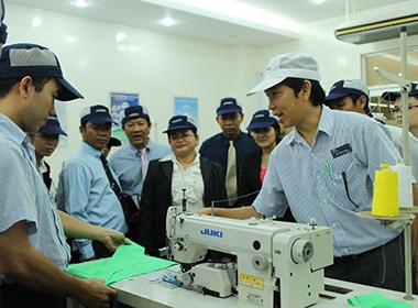 Hợp tác đào tạo cán bộ Công đoàn