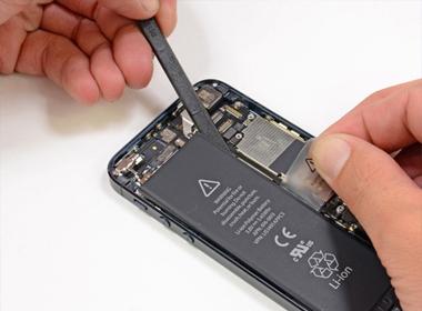 Apple đổi pin miễn phí cho iPhone 5