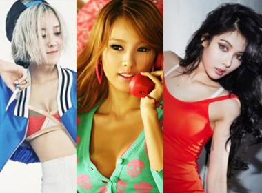 3 mỹ nhân Kpop làm 'hỏng' hình tượng nữ quyền