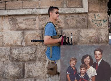 Cuộc sống của nhà báo Mỹ trước khi đến Syria