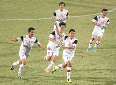 TRỰC TIẾP U19 Việt Nam - U19 Myanmar: Chiến thắng xứng đáng (KT)