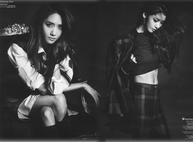 Yoon Ah 'rũ bỏ' hình ảnh ngây thơ hóa nam tính trong bộ ảnh mới