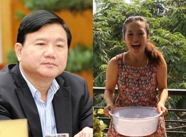 Lý do Đinh Hương mời Bộ trưởng Đinh La Thăng 'dội nước đá'