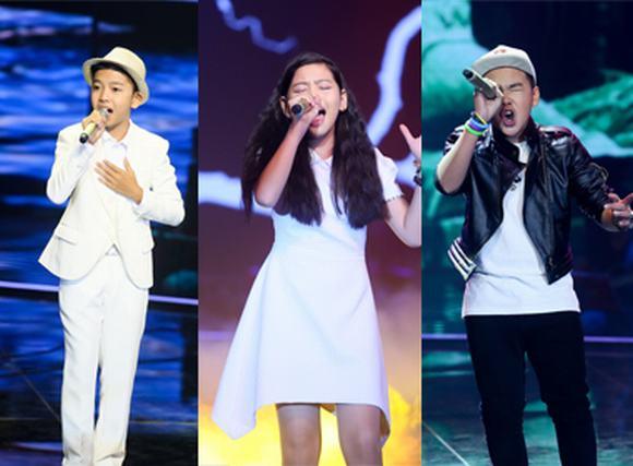 Giọng hát Việt nhí liveshow 1: Trận ra quân với nhiều giọng ca 'khủng'