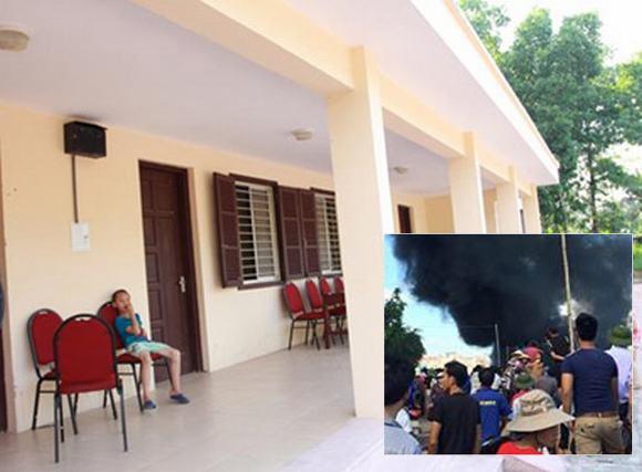 NÓNG 24h: Trẻ chùa Bồ Đề quây quần trong nhà mới; Nổ tàu dầu ở Thanh Hóa