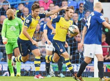 Arsenal - Wenger: Lỡ Khedira, nhắm 'máy quét' Tiote