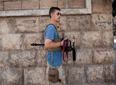 Bức thư cuối James Foley gửi về nhà trước khi bị hành quyết