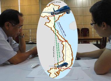 'Đường bay vàng' Hà Nội - TP.HCM: Tiết kiệm 300 triệu USD mỗi năm