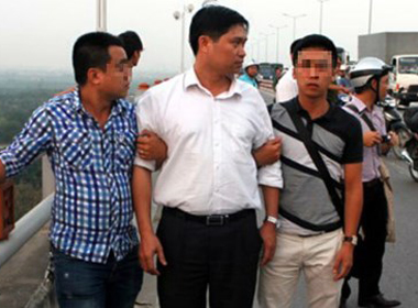Nguyễn Mạnh Tường có thể được thả nếu cơ quan điều tra không 'chạy nước rút'