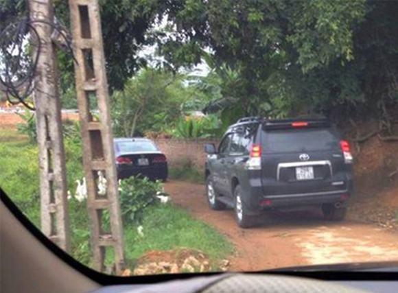 Bị xin đểu trên cao tốc, tài xế nhắn tin cho Bộ trưởng Thăng