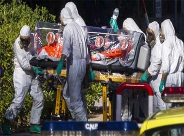 WHO: 120 nhân viên y tế chết từ khi Ebola bùng phát