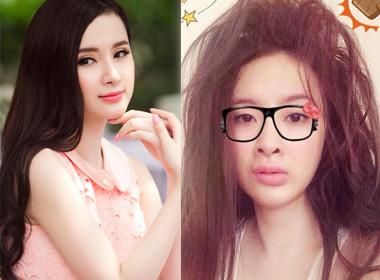 Angela Phương Trinh đáng yêu khi làm 'Cinderella phiên bản Việt 2014'