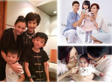Những mỹ nhân Hoa ngữ rơi vào cuộc chiến 'mẹ chồng - nàng dâu'