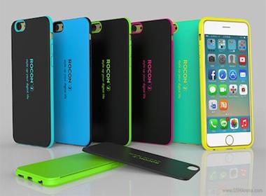 Vỏ case cho iPhone 6 tràn ngập trên Amazon