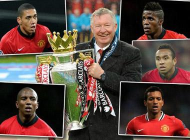 Ferguson có trách nhiệm trong thảm cảnh của Man Utd