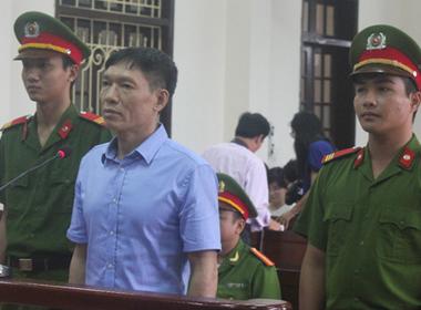 Bị cáo Dương Tự Trọng bị tuyên phạt 15 tháng tù