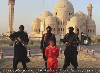 Phiến quân Hồi giáo tiếp tục chặt đầu người Kurd ở Iraq