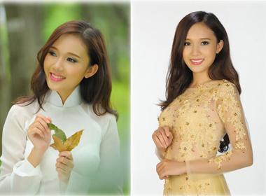 Người đẹp Phú Yên dự thi Hoa hậu Việt Nam