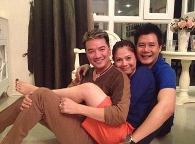 Những tình bạn ít được nhắc trên báo của showbiz Việt