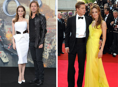 Gu thời trang của cặp vợ chồng quyền lực nhất thế giới